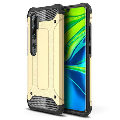 ASLING Diamond Armored Series 360 Degrees Protective Back Cover Phone Case for Xiaomi Mi Note 10 / CC9 Pro