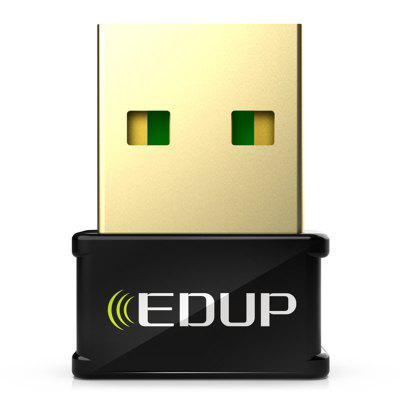 EDUP EP-AC1683 11AC 1300m dual-band wireless USB card de rețea