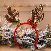 Sweet Fashion Shiny Antlers Hair Hoop Children's Holiday Performances Decorative Headband 3pcs - MULTI-A