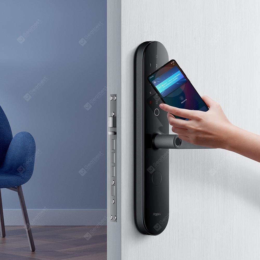 Aqara N100 Smart Door Lock Fingerprint B