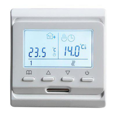 Floor Heating Thermostat Intelligent Temperature Control Switch