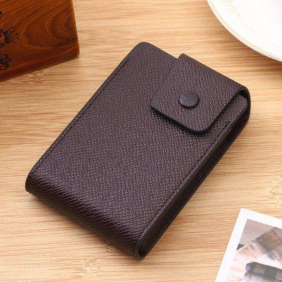 Multi-function Card Holder Men and Women Accordion Wallet for ID / Bank  / Credit Card