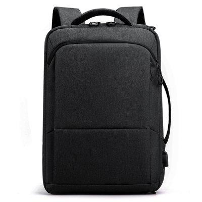 High-end Men's Business Backpack Computer Bag