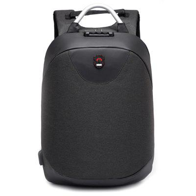 Men's Fashion Business Casual Backpack Computer Bag