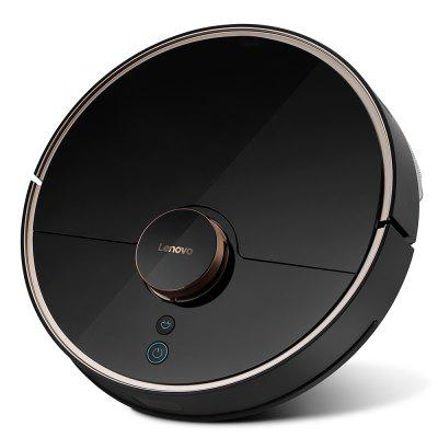 Refurbished Lenovo X1 LDS Lidar Laser Navigation Wet and Dry 3000mAh Robot Vacuum Cleaner 55dB Low Noise 2200Pa Suction 585ml Dust Box Auto Recharge Resumption
