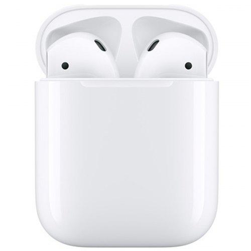 Apple AirPods Bluetooth 5.0 Earphone In-ear Earbuds with Charging Dock and HD Mic