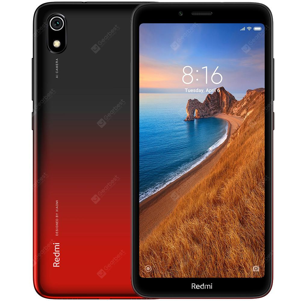 Xiaomi Redmi 7A 5.45 inch 4G Smartphone Global Version - Red
