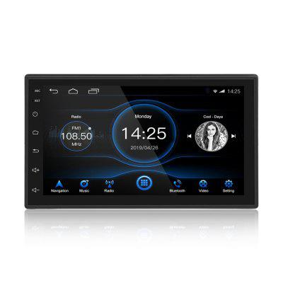 K2001N 7,0 Zoll Touchscreen 2 DIN Auto Multimedia Player