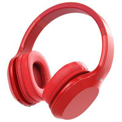 Lenovo HD100 Bluetooth 5.0 Headphone Multi-mode Stereo Long Battery Wireless Headphone with Mic for PC Laptop Phone