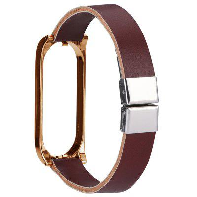 TAMISTER Double Buckle DIY Replacement Wristband for Xiaomi Mi Band 4 Smart Bracelet
