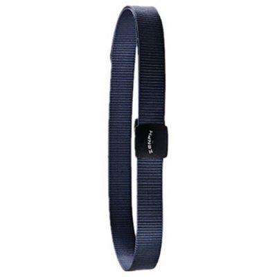 Zaofeng HW130101 Lightweight and Durable Metal Free Outdoor Tactical Belt with YKK Plastic Buckle from Xiaomi youpin