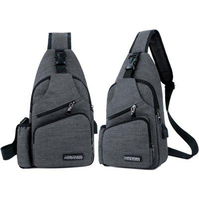 Men's Fashion Crossbody Bag Chest Pack