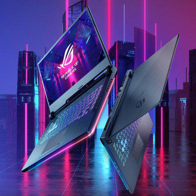 ASUS ROG Strix G Ordinateur Portable de Jeu de 15,6 pouces FHD Notebook Windows 10 Famille Intel Core i7-9750H CPU 4.5Hz