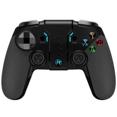 Lama 1 2.4G Wireless Gamepad Bluetooth 4.0 Controller di Gioco di Telefono per iPhone / Android / PC