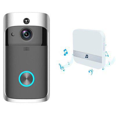M3 Draadloze WiFi Camera Videodeurbel Home Security Kit
