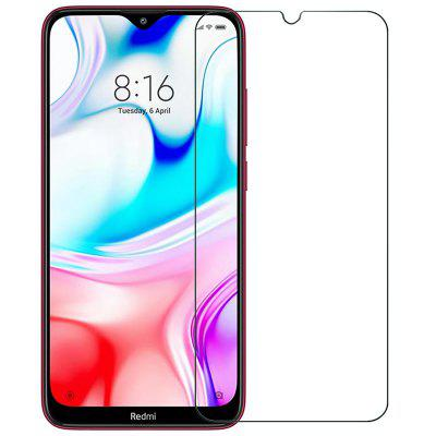 Naxtop 2.5D Tempered Glass Screen Protector for Xiaomi Redmi 8