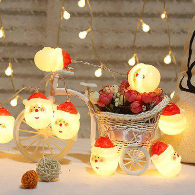 LED santadecoratie Light String 3m 20 Lamp