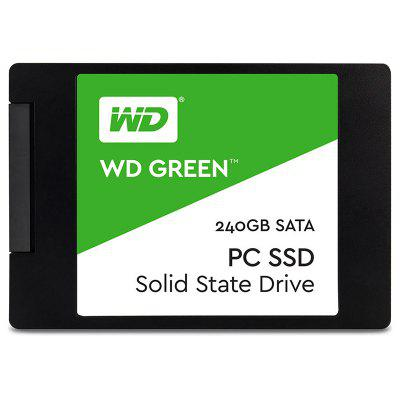 WD WDS240G1G0A 2.5 inch SATA Interface SSD solid state harde schijf