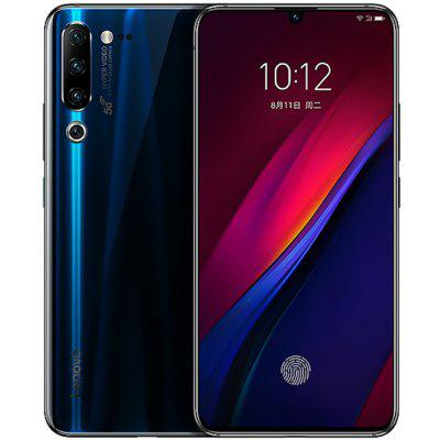Lenovo Z6 Pro 5G 5G Smartphone 6.39 inch AMOLED Android 9.0 Snapdragon 855 Octa Core 8GB RAM 256GB ROM 4 Rear Camera 4000mAh Battery International Version