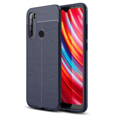 ASLING Lychee Striae Series Full Protective Shell Phone Case for Xiaomi Redmi Note 8T