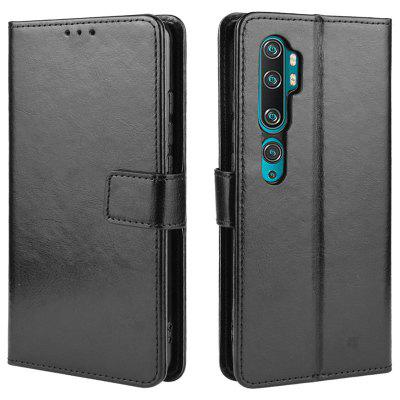 Asling PU Leather Cover met houder Wallet Card Storage Phone Case voor Xiaomi Mi Note 10/10 Pro / CC9 Pro