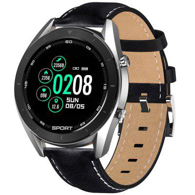 DTNO.1 DT99 1.2 inch Full Round Bluetooth Smartwatch Health Care Fitness Tracker IPX8 Waterproof Smart Sports Watch