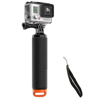 Waterproof Floating Bobber Handle Grip Floaty Pole Slefie Stick with Strap for GoPro / YI Action Camera