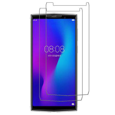 Naxtop 2.5D Full Protective Tempered Glass Screen Protector for DOOGEE S90C / N100 / N20