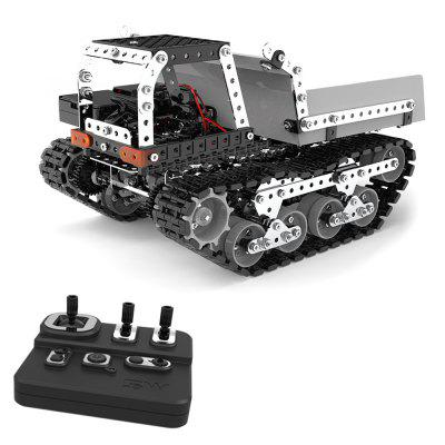 SW (RC) -007 2.4G Remote Control Dump Truck 10 Channels