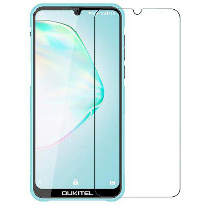 Naxtop 2.5D Full Protective Tempered Glass Screen Protector for Oukitel Y1000 Pro / Y1000 / C17 Pro / Y4800
