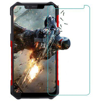 Naxtop 2.5D Full Protective Tempered Glass Screen Protector for Ulefone Armor 6S / Armor 5S / Armor 3WT / Armor 3W