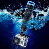 Waterproof Floating Bobber Handle Grip Floaty Pole selfie Stick met riem voor GoPro / YI Action Camera - BLUE KOI