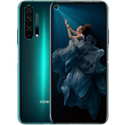 Huawei Honor 20 Pro 4G phablet 6,26 inch Magic UI 2.1.0 Android 9 Kirin 980 Octa Core 8GB RAM 256GB ROM 4 achteruitrijcamera 4000mAh batterij Global Version