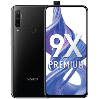 HUAWEI Honor 9X 4G Phablet 6.59 inch Android 9.0 Kirin 710F Octa Core 6GB RAM 128GB ROM 3 Rear Camera 4000mAh Battery Global Version Image