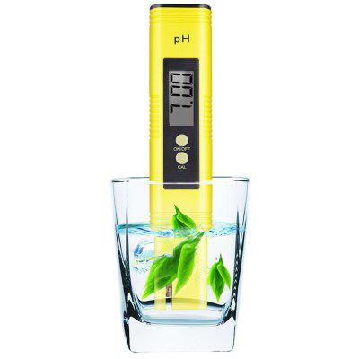 Draagbare digitale Electric PH Meter LCD Water hydrocultuur Aquarium Pool Quality Tester