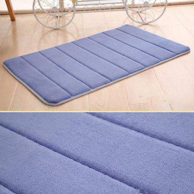 Thick Memory Foam Mat Water Absorbent Non-slip Bath Pad Home Doormat