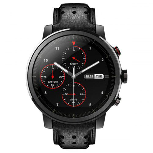 Amazfit Stratos+ Smart Sports Watch 1.34 inch 2.5D Sapphire Screen 5ATM Water Resistant GPS Fitness Tracker Exclusive Edition