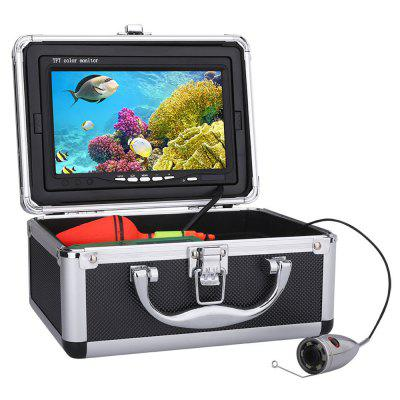F005ME 7 inch Underwater Intelligent 6W LED Light Visual Fishing Device 165 Degrees Viewing Angle with HD Camera