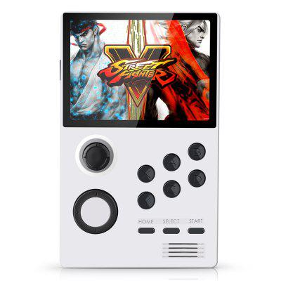 Supretro 3,5-inch IPS HD-scherm Android Handheld Game Console Bluetooth WiFi Download Games Online