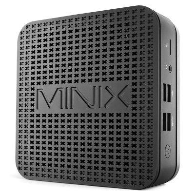 Minix NEO G41V-4 Új asztali Fanless 4GB DDR4 RAM + 64 GB ROM + 240GB SSD Mini PC Support 3 Screen Display