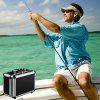 F005ME 7 inch Underwater Intelligent 6W LED Light Visual Fishing Device 165 Degrees Viewing Angle with HD Camera - ASH GRAY