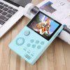 Supretro 3,5-inch IPS HD-scherm Android Handheld Game Console Bluetooth WiFi Download Games Online - TRON BLUE