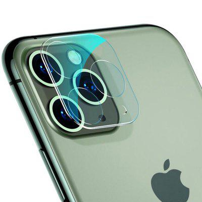 Asling Transparent 2.5D Arc Edge Camera Protector voor de iPhone 11 / iPhone 11 Pro / iPhone 11 Pro Max