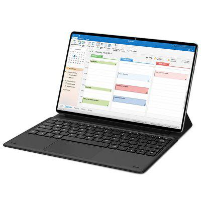 Teclast 2-in-1 Magnetic Keyboard Cover with Docking Interface for M16 Tablet PC