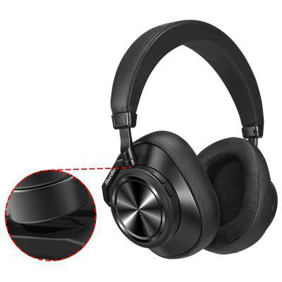 Bluedio T7 Plus Active Noise-Canceling Headset Under $40 with Step Counts and AI Face Recognition: The Most Intelligent Headphones You Could Have