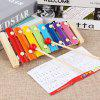 Children Learning Color Wooden Building Blocks Light Educational Toys - MULTI-A