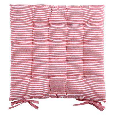Super Soft Thicken Cushion Office Chairs Rocking Chair Car Mat Striped Pad