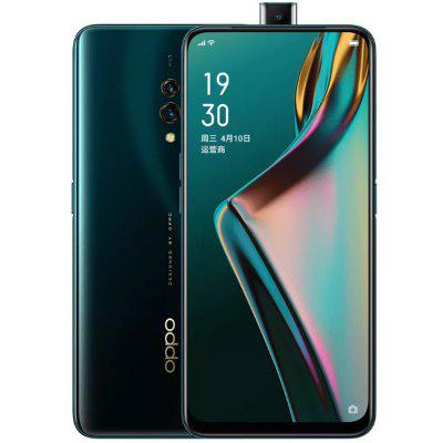 OPPO K3 4G Smartphone 6.5 inch Android 9.0 Snapdragon 710 Octa Core 8GB RAM 128GB ROM 2 Rear Camera 3765mAh Battery CN Version