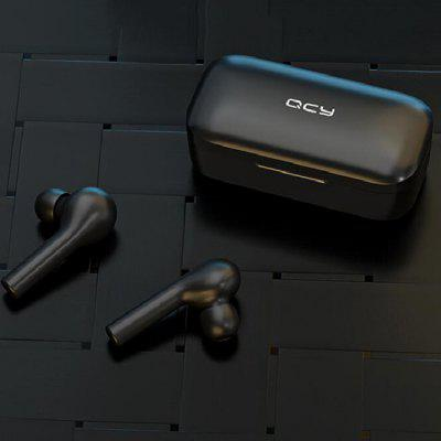 QCY T5 Bluetooth 5.0 Auricolari Stereo Biauricolare In-ear Wireless Ricarica