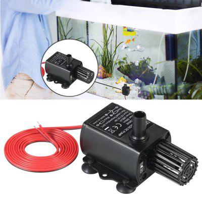 Miniature Brushless Direct-current Water Pump Circulation Fountain DC12V